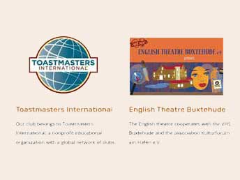 Useful and interesting links related to Toastmasters and our club.