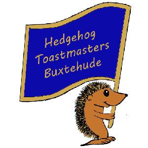 Logo Hedgehogs Toastmasters